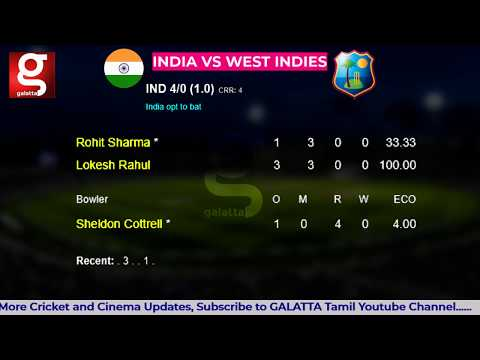 Download Live India Vs West Indies Match 34 Live Cricket Score Video