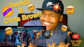 Davido, Chris Brown   Blow My Mind (Official Video) | (TFLA) Reaction