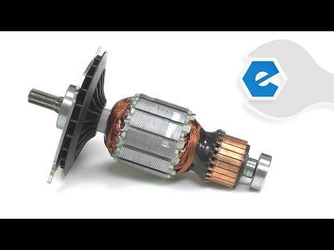DeWALT Drill Repair - Replacing the Armature (DeWALT Part # 450130-00SV)