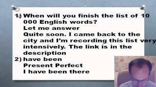 Ответы на вопросы. Выпуск 1. Английский язык - английские слова, грамматика, уровни английского