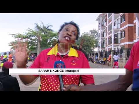 OMUPIIRA GW'OKUBAKA: Sarah Nkonge ayagala gavumenti efe ku ttiimu endaala