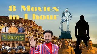 8 Bollywood Movie Hits In 1 Hour