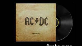 AC/DC - Snake Eyes - rare