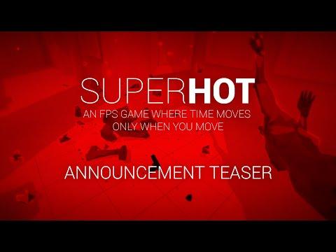SUPERHOT Release Date Trailer thumbnail