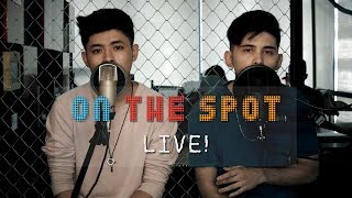 "Miko & Gab - ""Hugot (Acoustic Version)"" on ""On The Spot LIVE"""