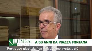 """Piazza Fontana, 50 anni dopo: """"Sappiamo tutto, e abbiamo le prove"""""""