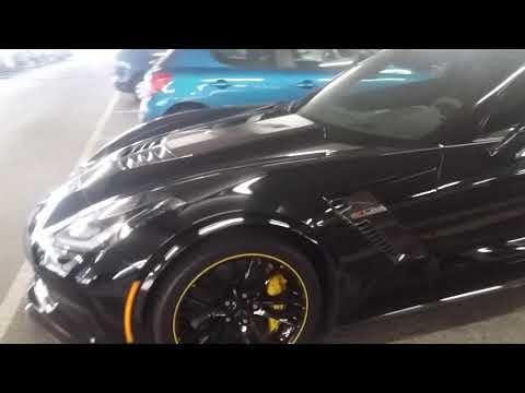 Chevrolet Corvette Z06 454 CID Geiger