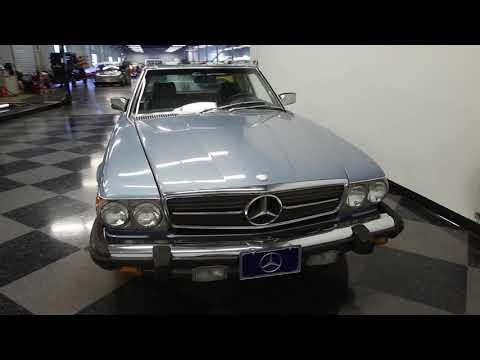Video of '87 560SL - MF4M