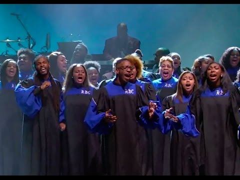 "Howard Gospel Choir - ""Gospel Medley"" Mp3"