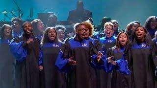 Howard Gospel Choir - Gospel Medley