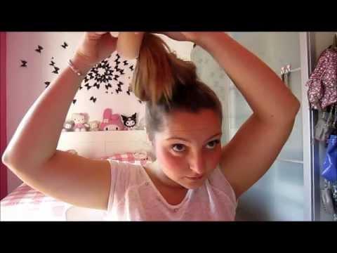 Appezzamenti da una perdita di capelli per crescita
