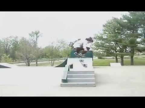 Scarborough Maine Skatepark Tricks Montage - EXOcontralto SkateBoarding Steezy Nike P-Rod 2 Shoes