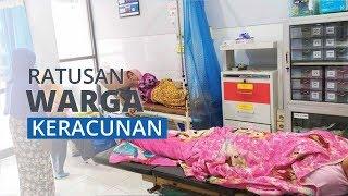 Ratusan Warga Wangon Dirawat di Rumah Sakit setelah Menyantap Tumpeng, Diduga Keracunan