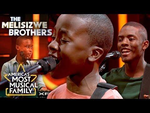 The Melisizwe Brothers' INSPIRING Performance of