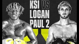 KSI VS. LOGAN PAUL 2  🥊 OFFICIAL COUNTDOWN