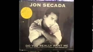 Jon Secada Do You Really Want Me Todd's Club Mix