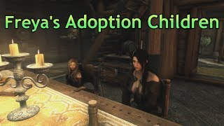 Freya's Adoption Children