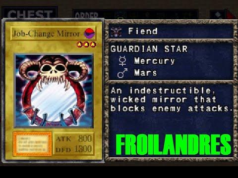 Yu-Gi-Oh Forbidden Memories: Fusion Display Glitch - смотреть онлайн