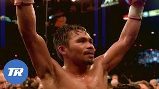 Manny Pacquiao vs Oscar De La Hoya | Great Boxing Upset Free Fight