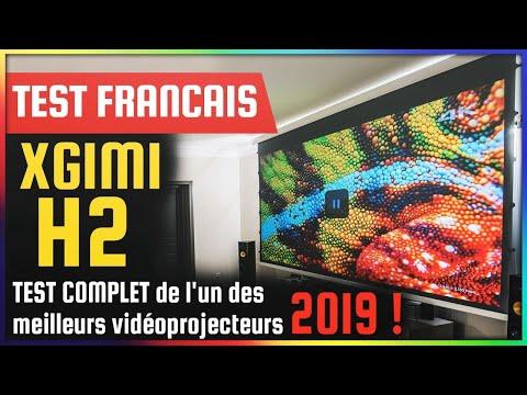 XGIMI H2 : TEST COMPLET de l'un des meilleurs vidéoprojecteurs de 2019 !