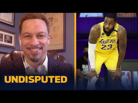 LeBron isn't playing well in Bubble, talks Lakers loss to Thunder — Broussard | NBA | UNDISPUTED