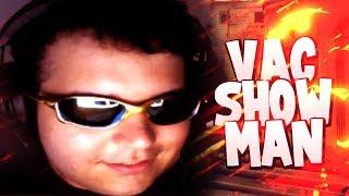 QUANDO VSM FAZ STREAM! THE VAC SHOW MAN!
