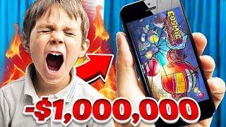 so you guys broke my $1,000,000 game...