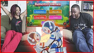 THE MOST EXCITING MOBILE BATTLE EVER! - Sumotori Games | Mobile Series Ep.22