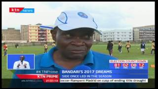 Bandari has set its eye on the 2017-2018 KPL season with new signings in the team