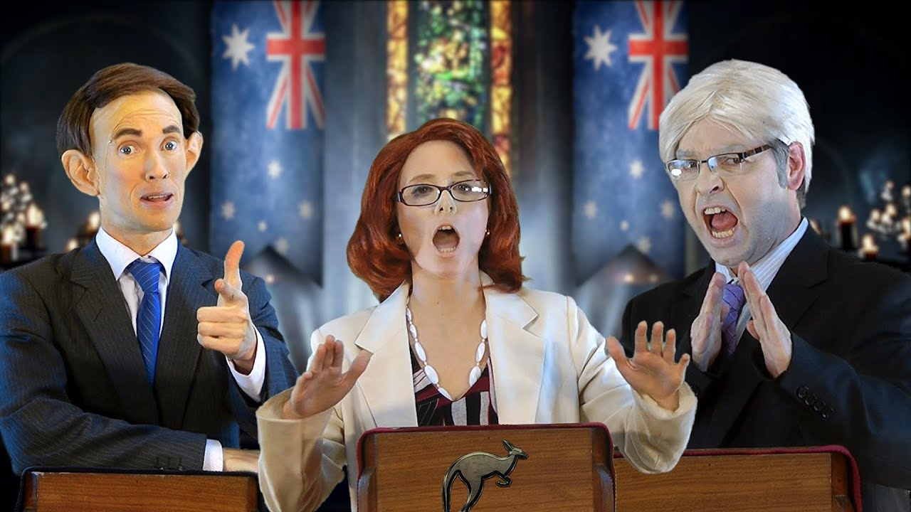 This Game Of Thrones Rap Video About The Australian Election Is *Amazing*