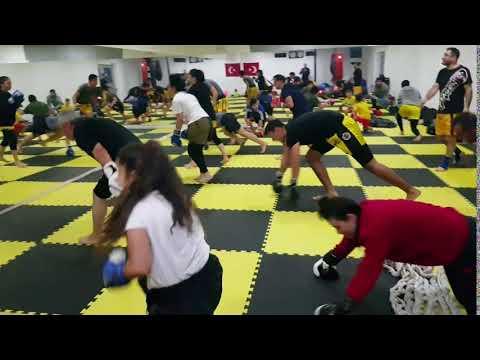 Muay Thai Grub Dersleri Savunma Ve Taktik Saldırı Antalya ''Transform Gym & Cafe'' Spor Salonu Ve Fitness Merkezi