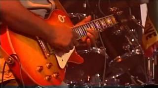 """Julian Marley """" Jah Works """" Live Africa Festival ( 2011)."""