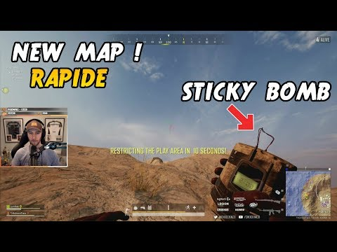 """CHOCOTACO PLAYS ON NEW MAP """"RAPIDE"""" 