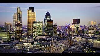 London Drone Footage 4K With Music