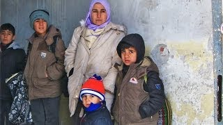 Syrian refugee crisis: 'we left one war for another' | Guardian Investigations