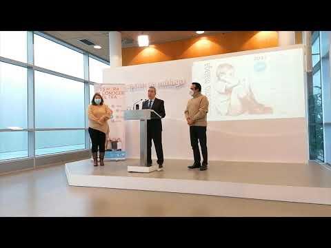 La Diputación colabora con la Asociación Autismo Málaga con la impresión de 800 calendarios 2021 ilustrados por el pintor malagueño Antonio Montiel
