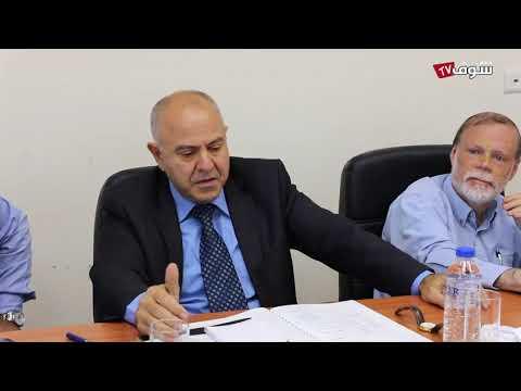 مدير عام وزارة التربية والتعليم شموئيل ابواب في أكاديمية القاسمي
