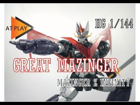 Bandai Great Mazinger Infinity - Plastic Model Kit HG 1/144