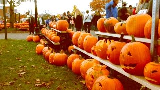 Keene, New Hampshire Pumpkin Festival 2014