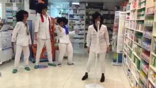James Brown' I feel Good by Farmacia Albalá