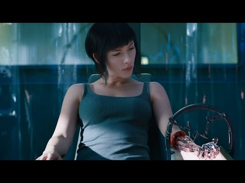 Ghost in the Shell (TV Spot 'Sound')