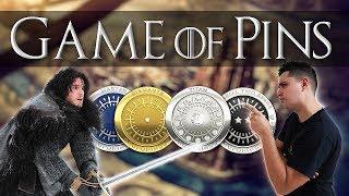 #8 - GAME OF PINS - HINODE. Saiba A FUNÇÃO De Cada Nível. E Como Batê-los!