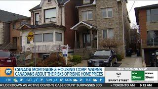 Business Report: Housing market warning, big selloff for stocks, GameStop latest