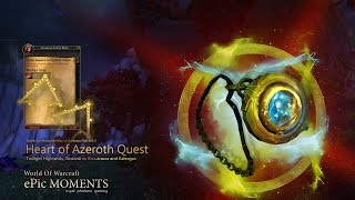 Legion Imbued Silkweave Tailoring Gear Questgivers and