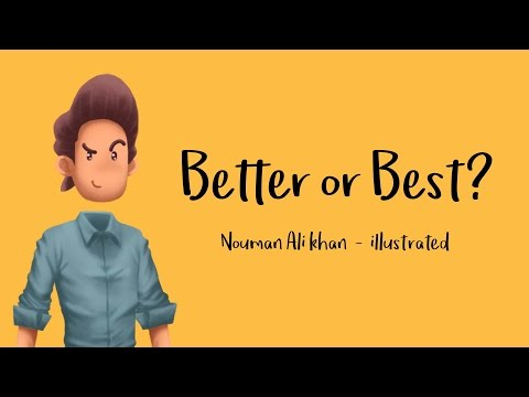 Better or Best? | Subtitled
