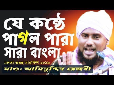 নলতা ওরছ মাহফিল ২০১৯ | মাওলানা আমিনুদ্দিন রেজবী | Aminuddin Rezbi | Bangla Waz | Waz Tv24 | Full Waz