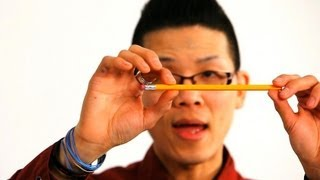 How to Do the Rubber Pencil Trick | Magic Tricks