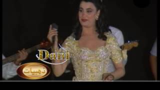 نجوى كرم - موال ابو الزلف حفلة لبنان 95 HD