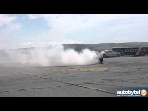 Dodge Track Experience Drift Demo