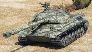 World of Tanks WZ-111 model 5A - 5 Kills 11K Damage